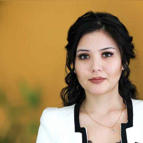 Anara Davletova