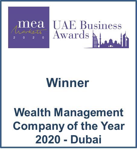 UAE Business Awards Announcement